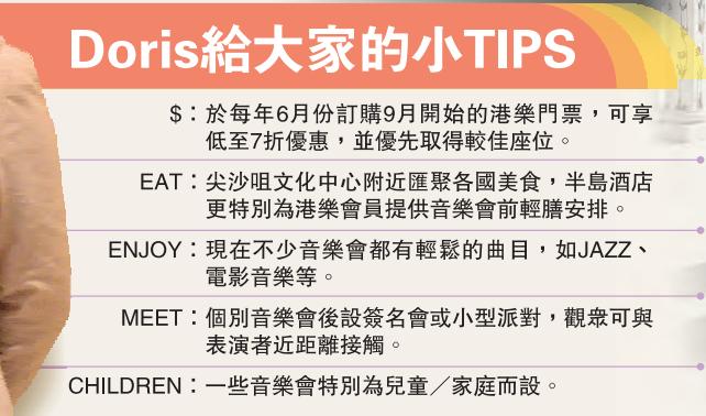 2015/4/27《新報》訪問港樂市場推廣總監提到訂購套票的可享優惠獲更佳座位,不夠一個月樂團就推出被指「懲罰早鳥」的Rush Tickets
